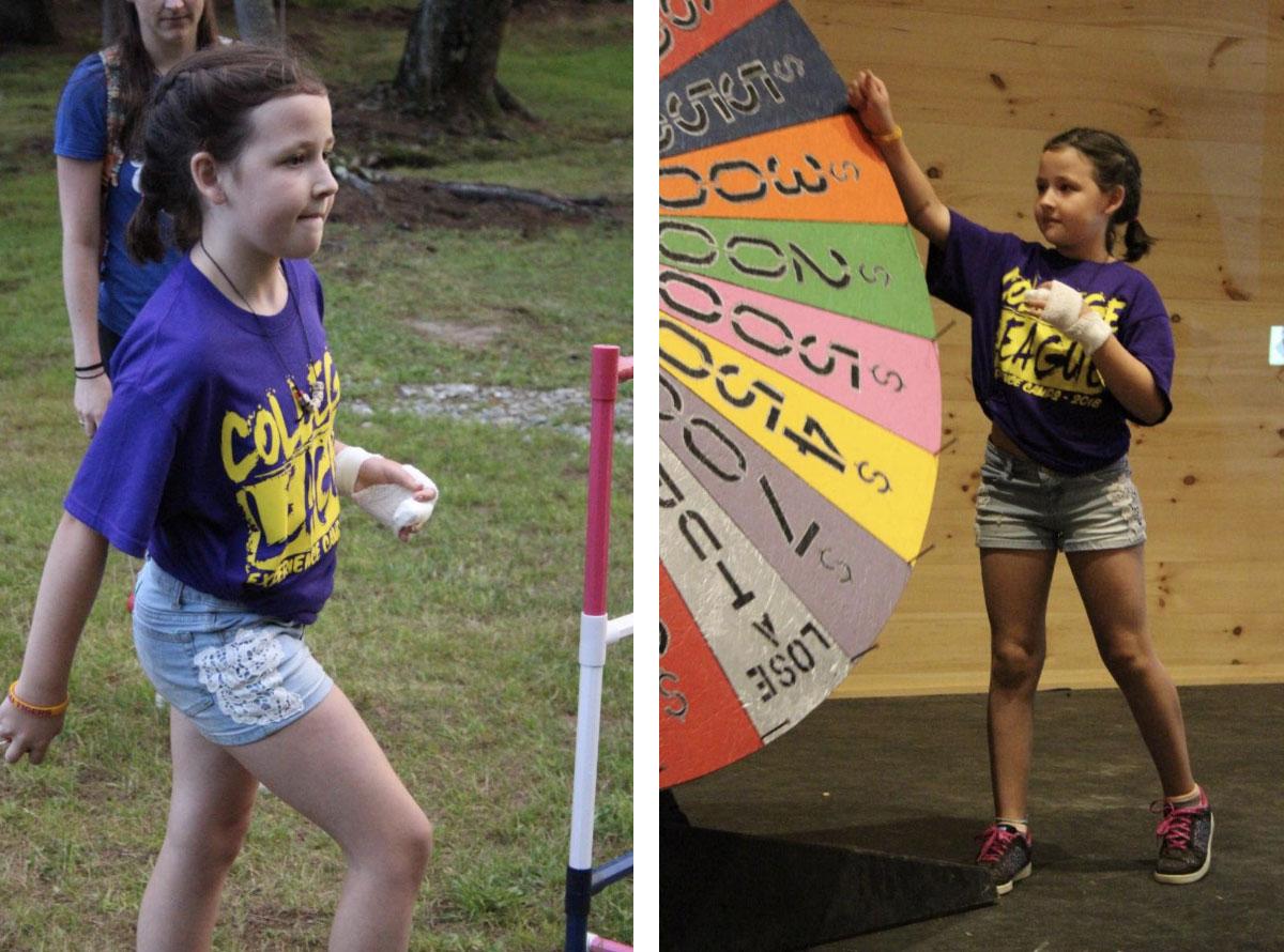 Camper Spotlight: Brooke Banner