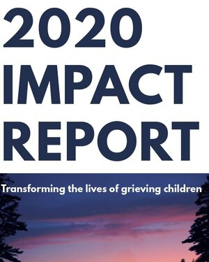 2020 Impact Report Cover