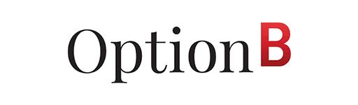 Option B logo