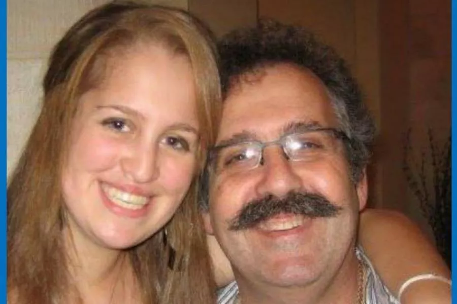 Carly and her dad